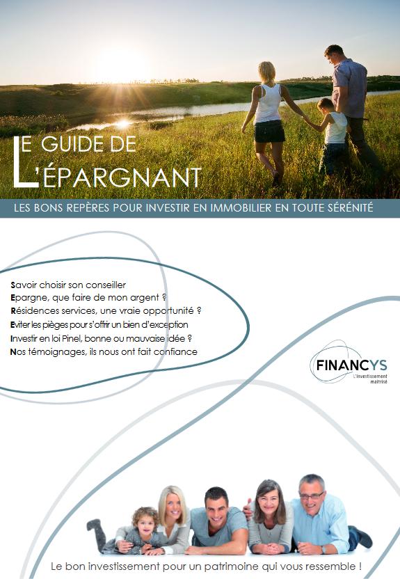 Guide de l'épargnant - Financys